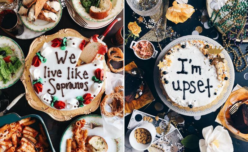 Big News World: Drake Lyrics On Cake Is A Thing Now