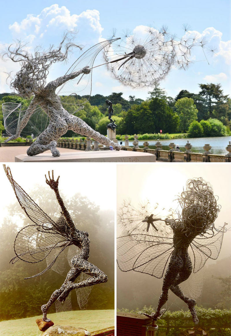 21 Physics-Defying Sculptures That Will Wrinkle Your Brain #14 | Brain Berries