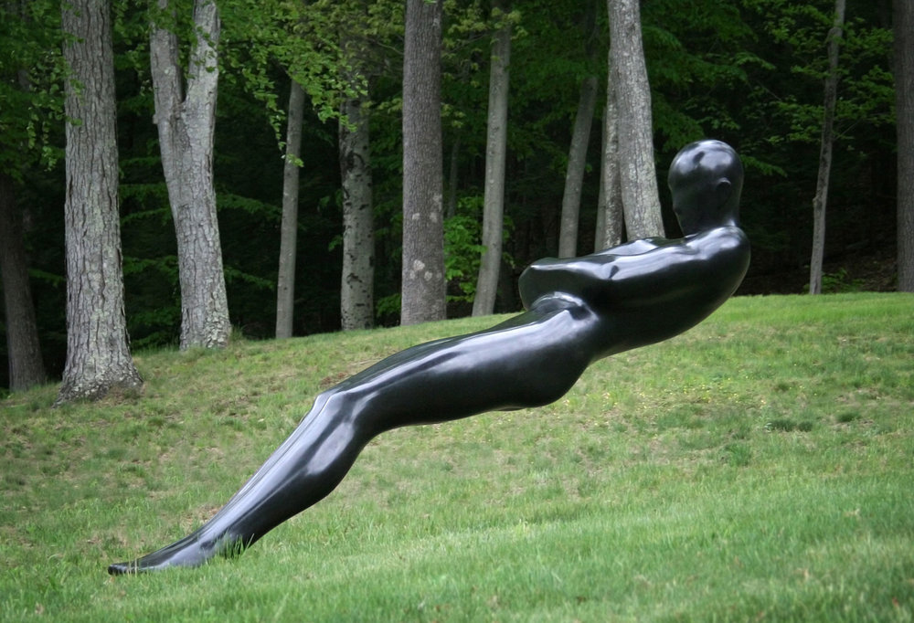 21 Physics-Defying Sculptures That Will Wrinkle Your Brain #19 | Brain Berries
