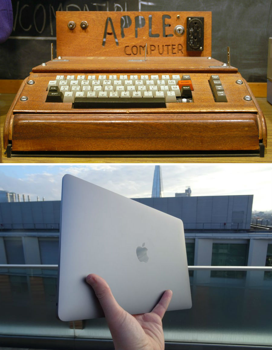 The evolution of technology: what the first car looked like, a vacuum cleaner, a refrigerator # 6 |  Brain berries