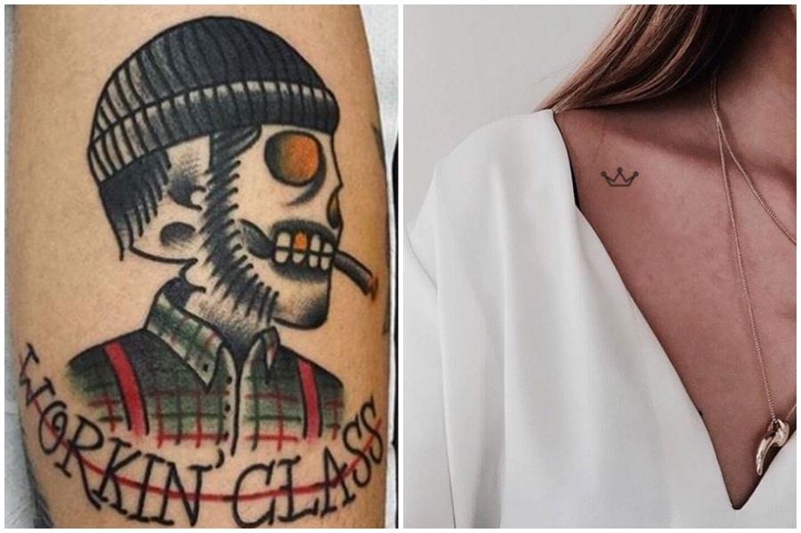Elas podem simbolizar status | 9 fatos surpreendentes sobre tatuagens que você provavelmente não sabia | Brain Berries