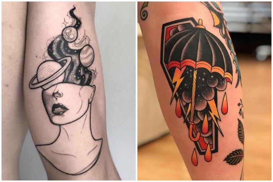 Tu Puedes Ser Alérgico A Los Tatuajes | 9 Datos Sorprendentes Sobre Tatuajes Que Probablemente No Sabías | Brain Berries