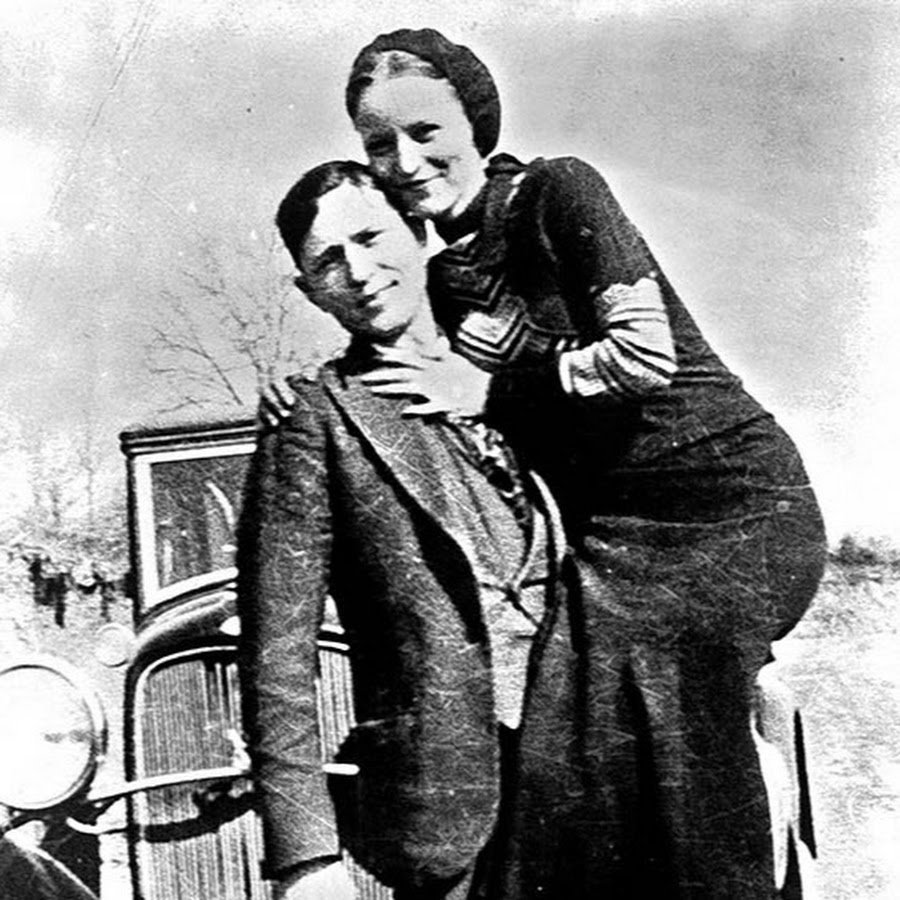 Bonnie and Clyde | BrainBerries