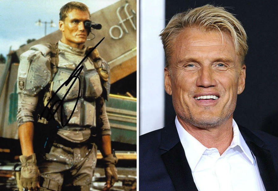 Dolph Lundgren Then Now | Brain Berries