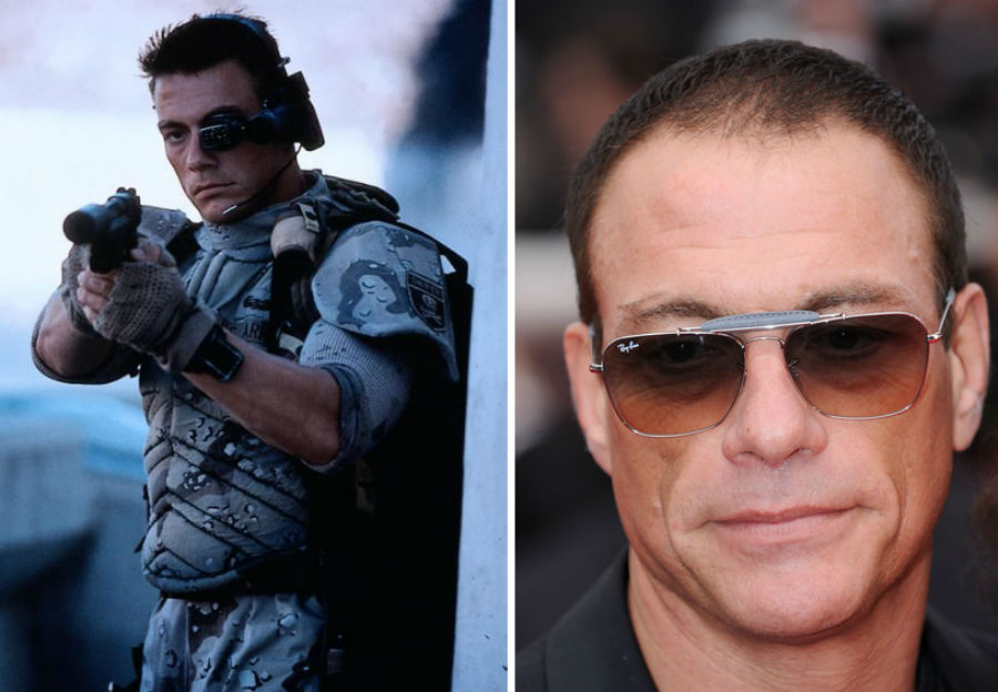 Jean-Claude Van Damme Then Now | Brain Berries