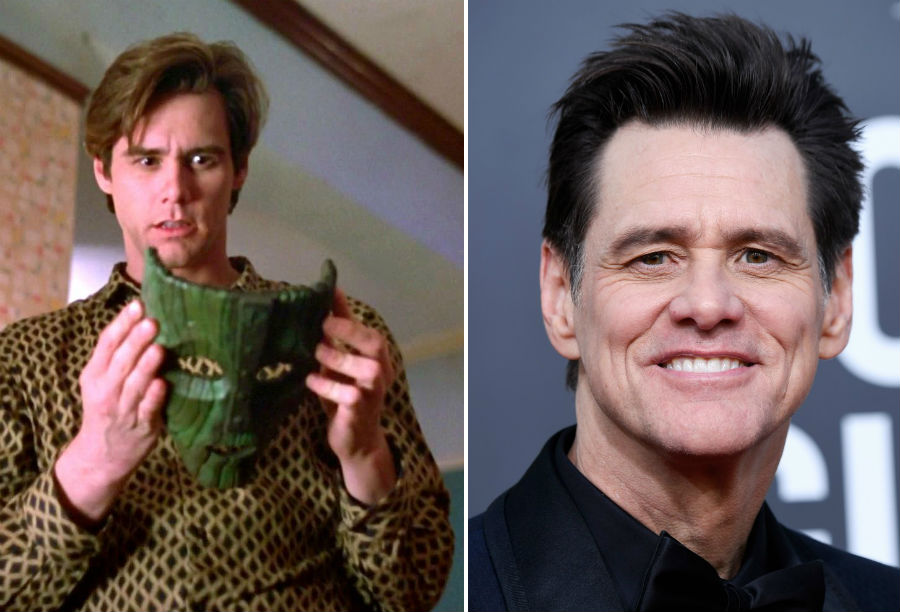 Jim Carrey Then Now | Brain Berries
