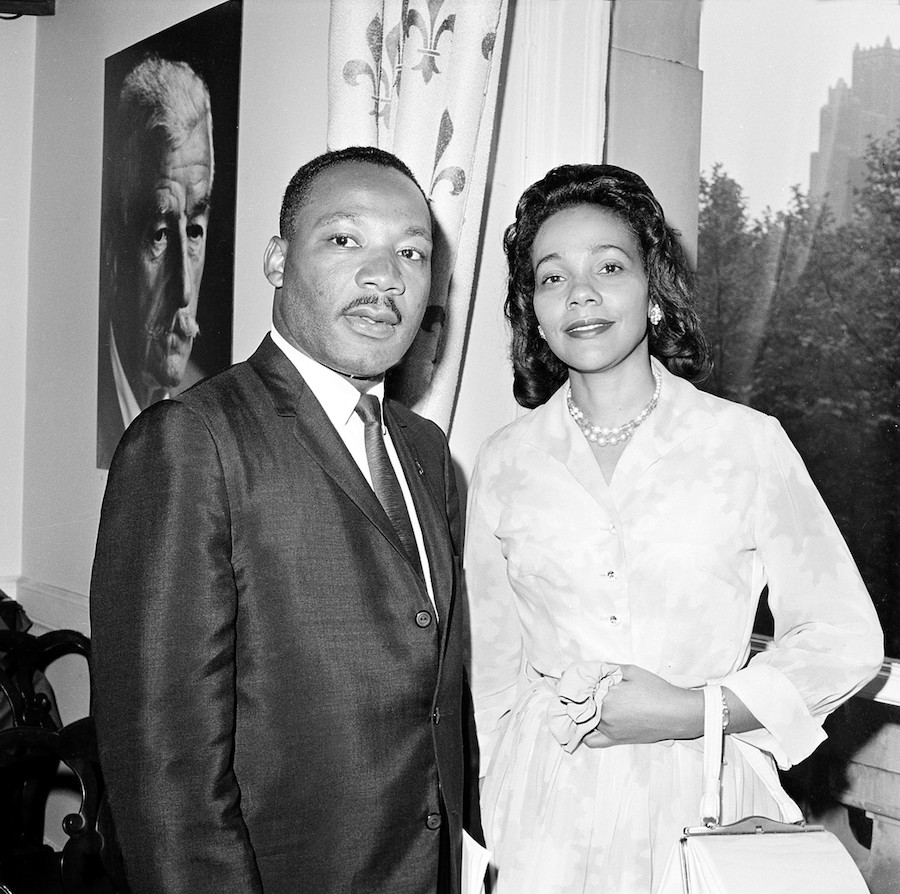 Martin Luther King Jr. and Coretta Scott King | BrainBerries