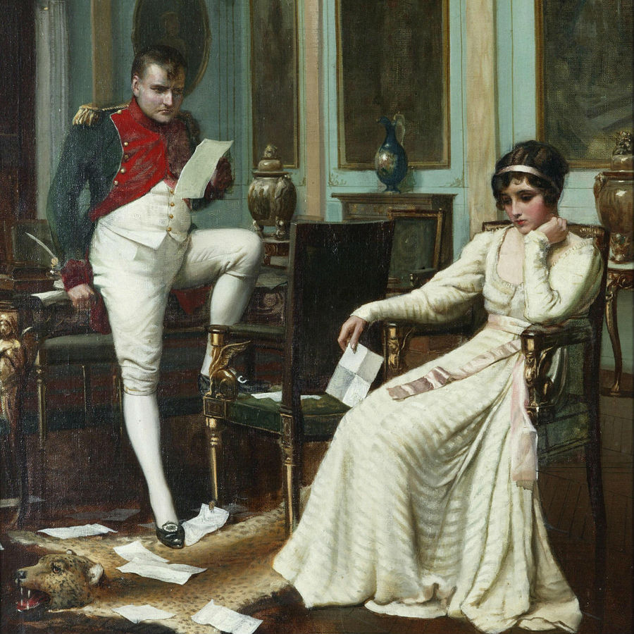 Napoleon and Josephine | BrainBerries