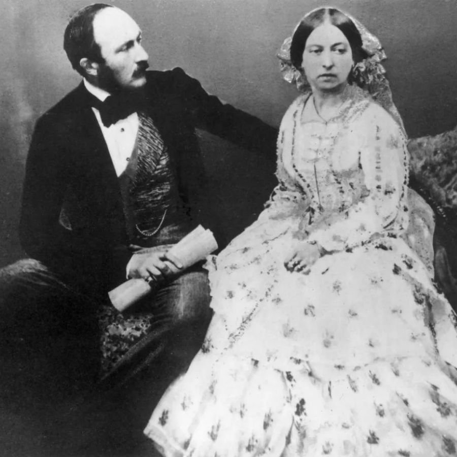 Queen Victoria and Prince Albert | BrainBerries