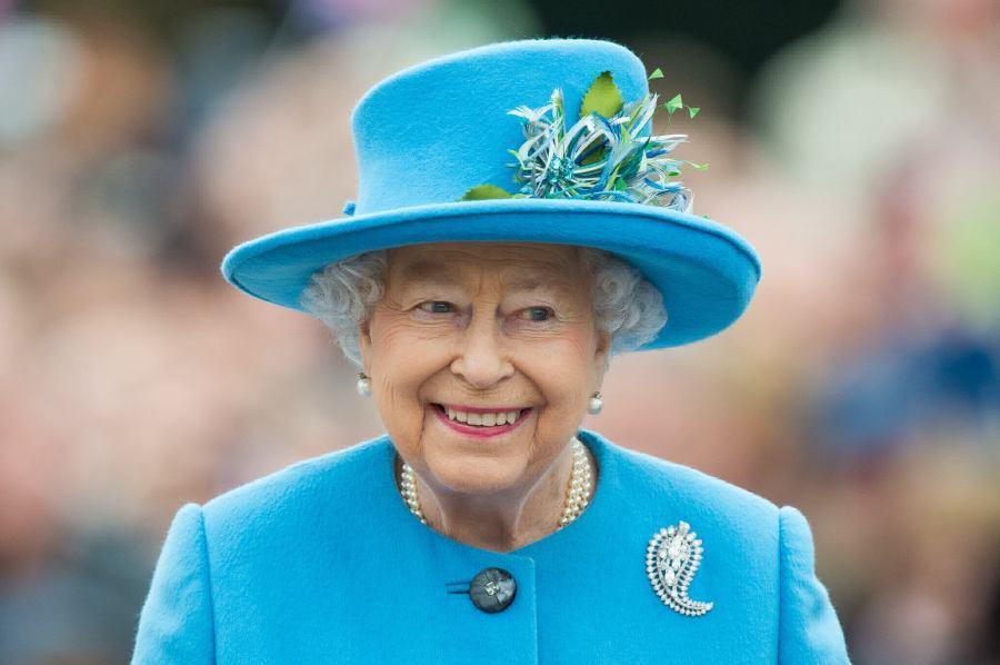 королева Великобритании Елизавета II  | ZestRadar