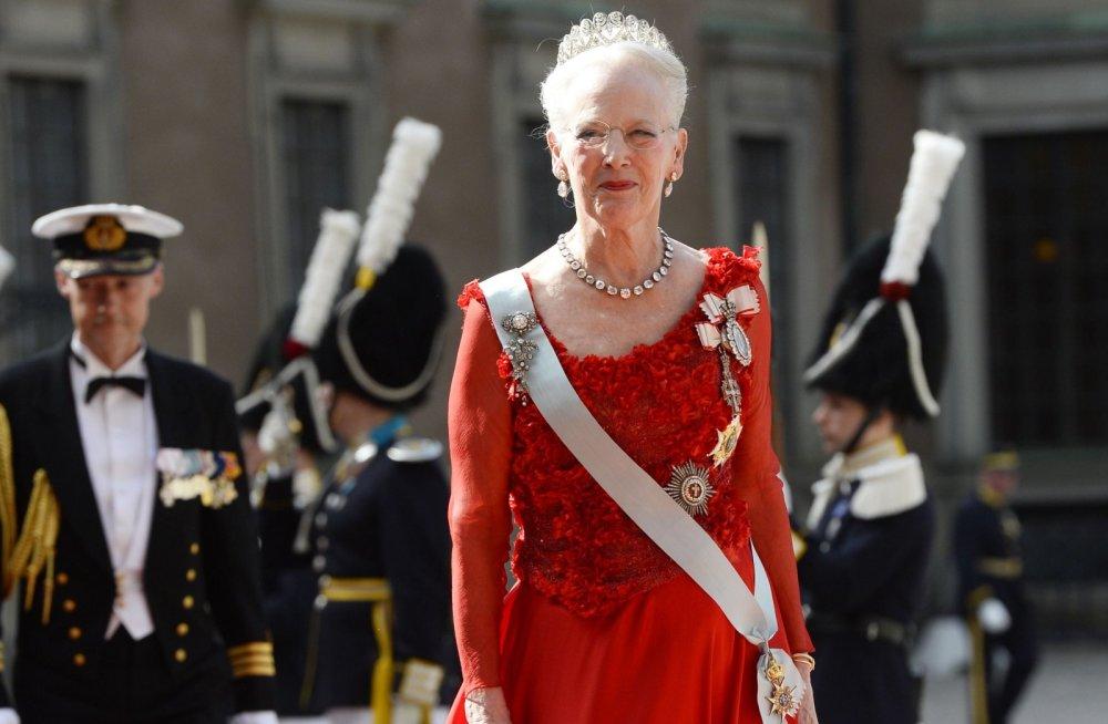 королева Дании Маргрете II | ZestRadar