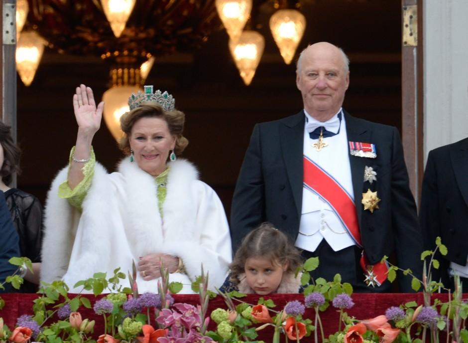 королева Норвегии Соня  | ZestRadar