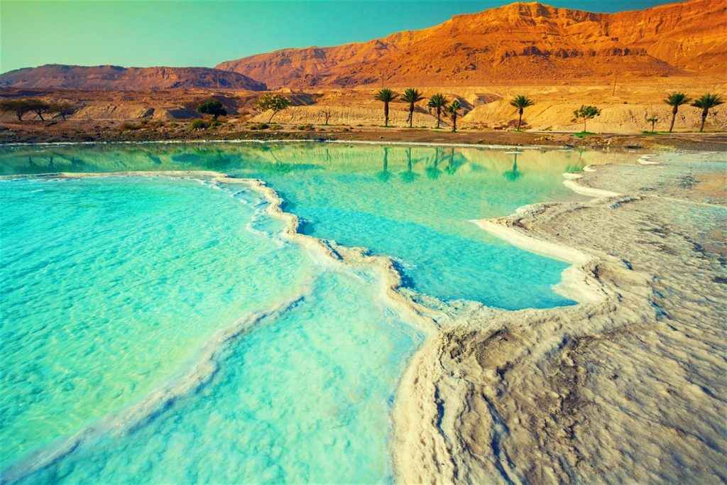 Dead Sea, Israel, Jordan & Palestine | Zestradar