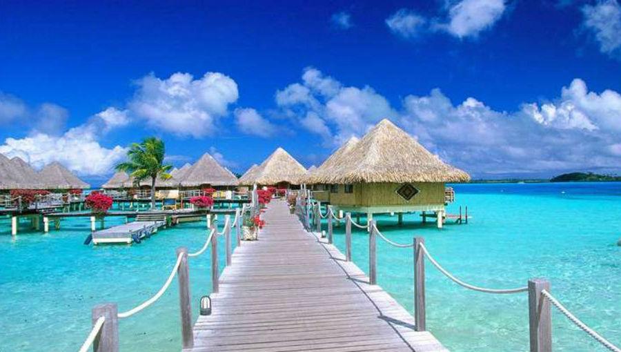 Мальдивы | 10 популярных туристических мест, которые скоро могут исчезнуть | BrainBerries