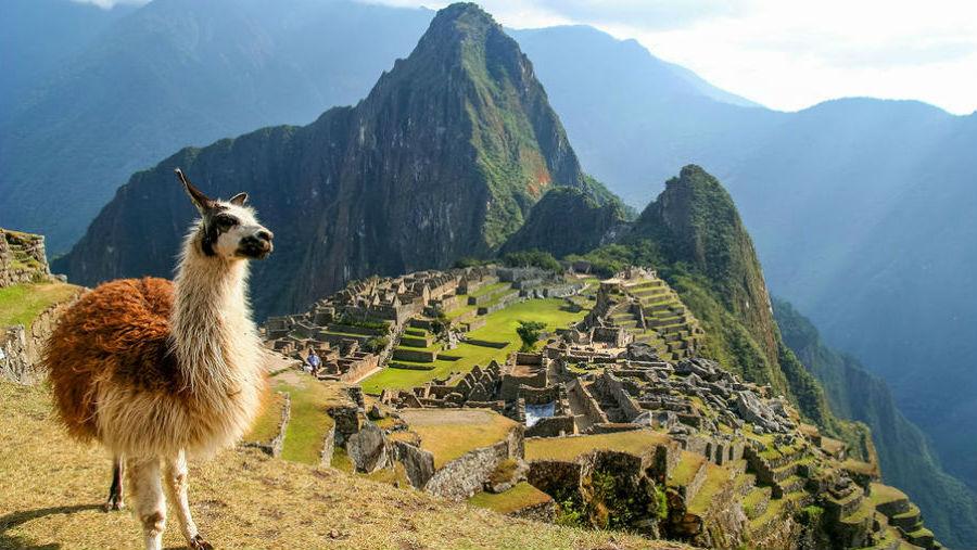 Мачу-Пикчу  | 10 популярных туристических мест, которые скоро могут исчезнуть | BrainBerries