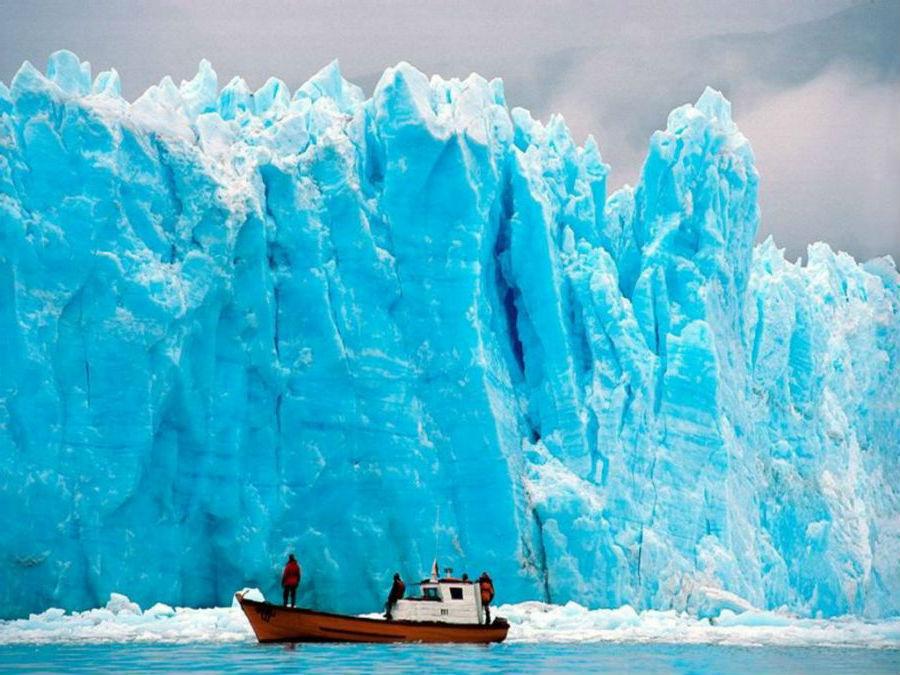 Ледники Антарктиды   | 10 популярных туристических мест, которые скоро могут исчезнуть | BrainBerries