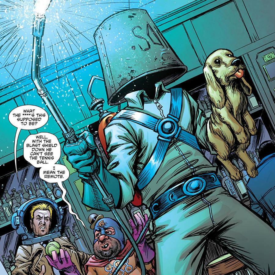 Dogwelder (DC comics) | ZestRadar