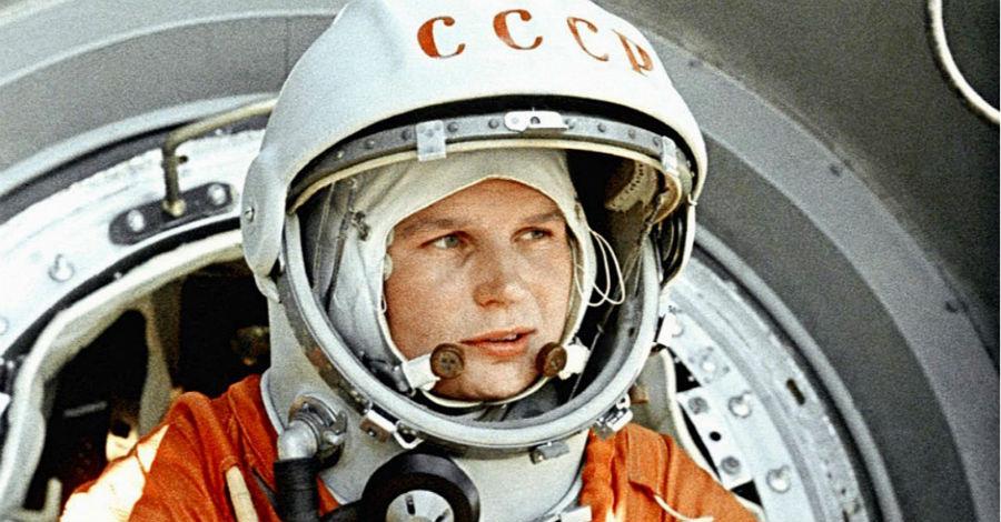 Валентина Терешкова |  великие женщины в истории СССР | Brain Berries