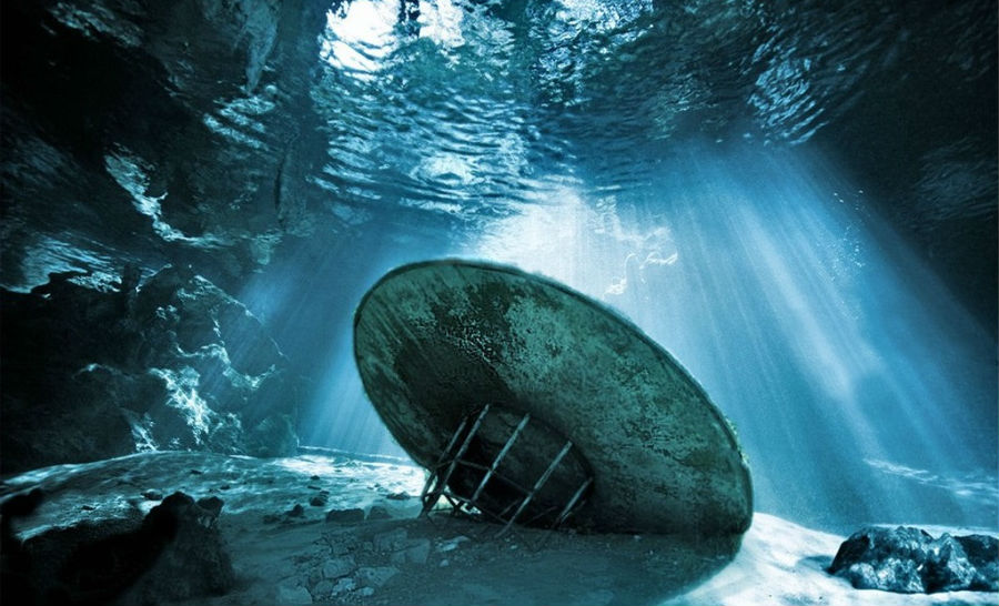 They are hiding underground | 11 Theories On Why Aliens Keep Avoiding Us | BrainBerries