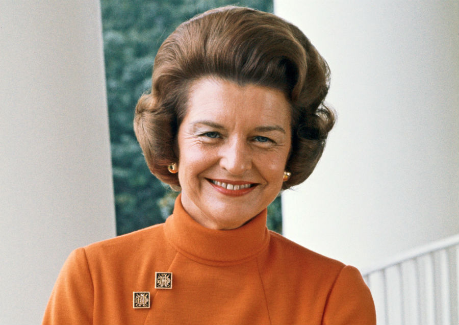 Betty Ford | US Most Beautiful First Ladies  | ZestRadar