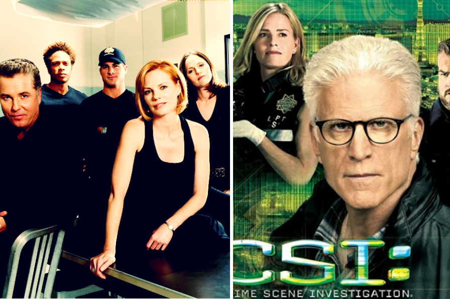 CSI: Everything | 8 Shows That Overstayed Their Welcome | Brain Berries
