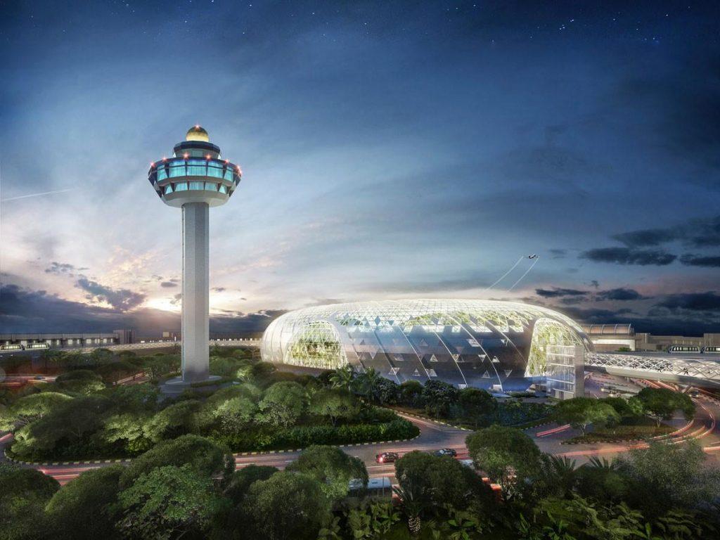 Top 7 Airports Changi Airport, Singapore | Brain Berries