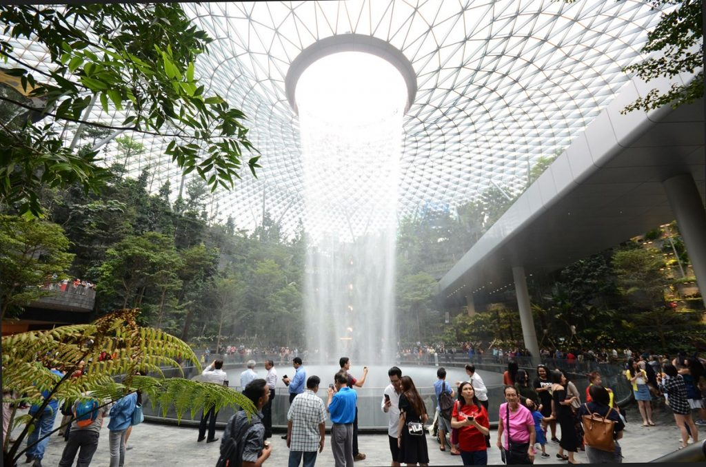 Top 7 Airports Changi Airport, Singapore #2 | Brain Berries