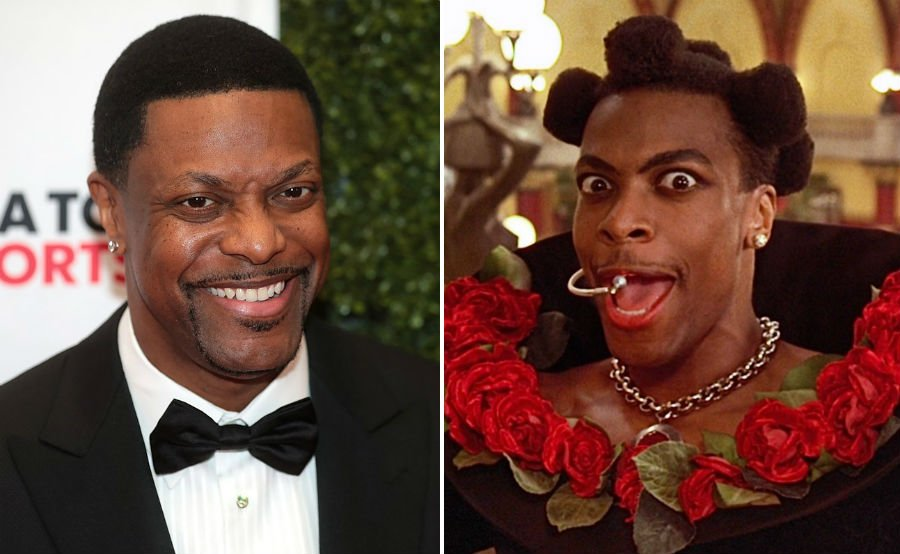 Chris Tucker – Ruby Rhod | 9 Amazing Actors That Will Always Be Known for that One Role | Brain Berroes