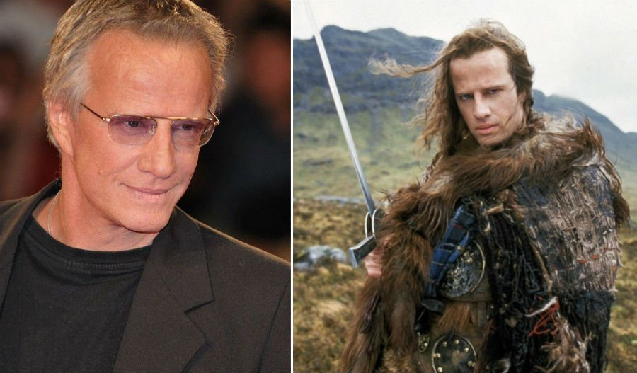 Christopher Lambert – Connor MacLeod | 9 Amazing Actors That Will Always Be Known for that One Role | Brain Berroes