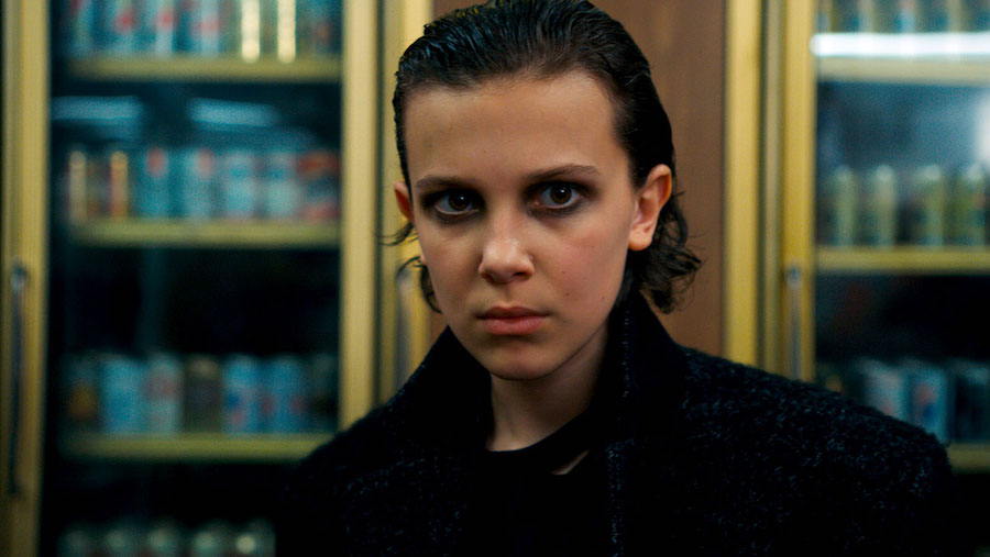 Eleven — Stranger Things | Top 10 TV Characters Destined to be Iconic | Brain Berries