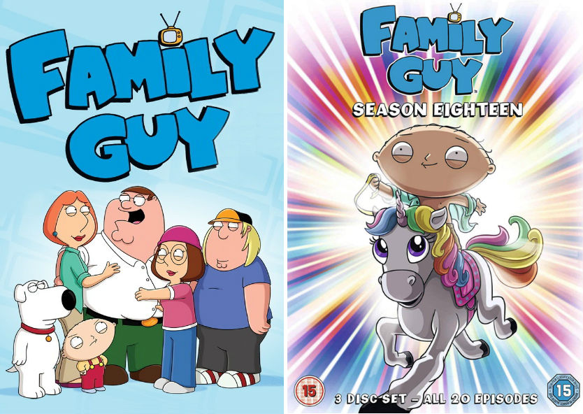 Family Guy | 8 Shows That Overstayed Their Welcome | Brain Berries