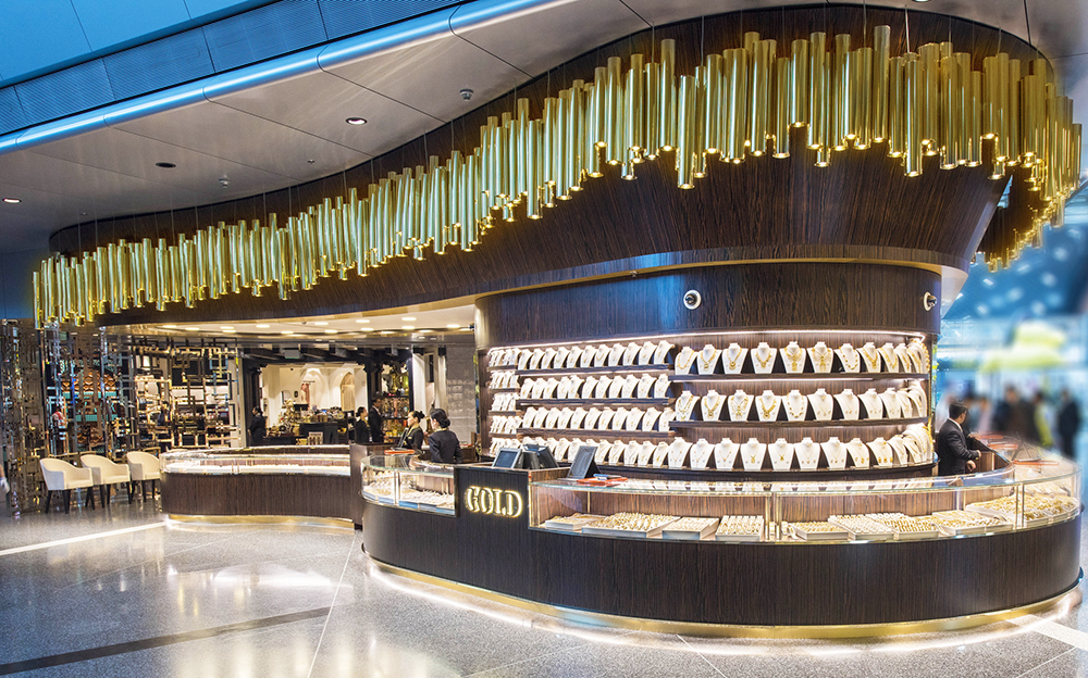 Top 7 Airports airports Qatar's Hamad International Airport #2 | Brain Berries