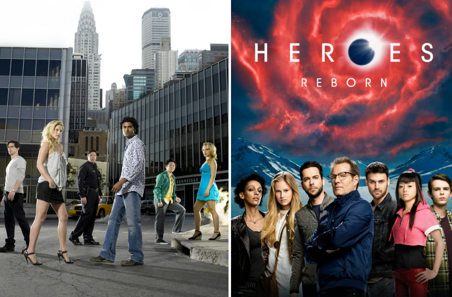 Heroes | 8 Shows That Overstayed Their Welcome | Brain Berries