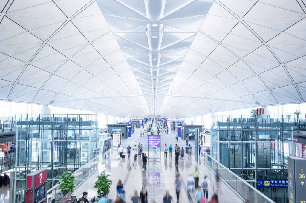 Top 7 AirportsHong Kong International Airport | Brain Berries
