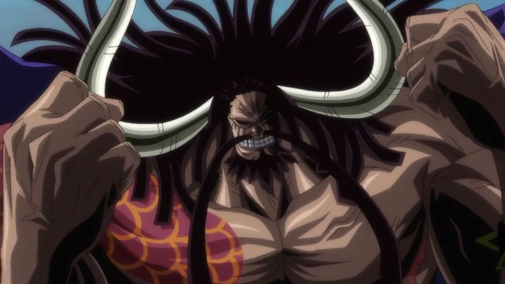 Kaido – One Piece   BrainBerries