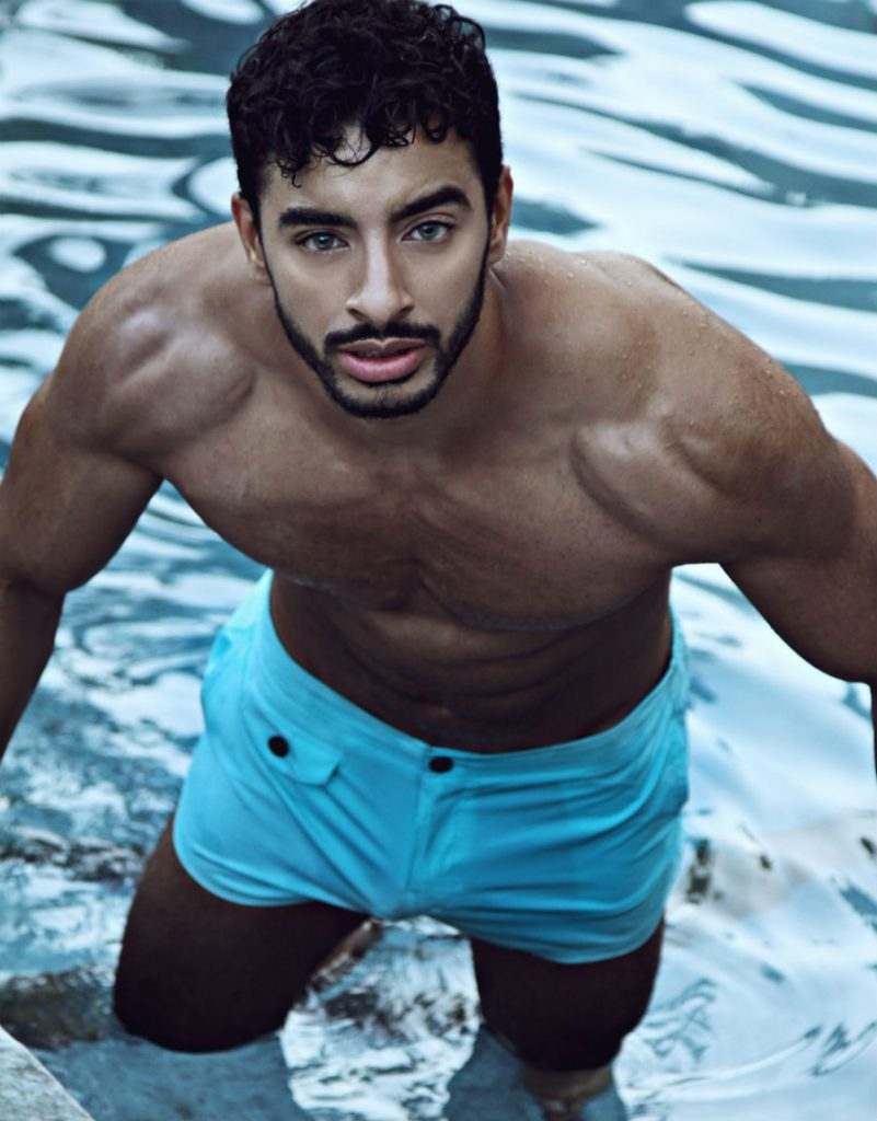 Laith Ashley | 9 Most Beautiful Transgender Models You Should Know About | ZestRadar