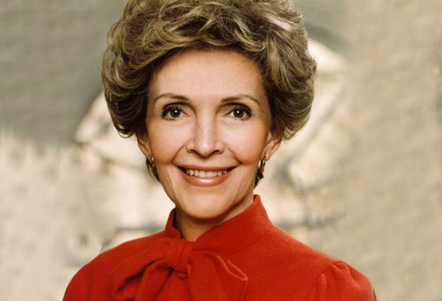 Nancy Reagan  | US Most Beautiful First Ladies  | ZestRadar