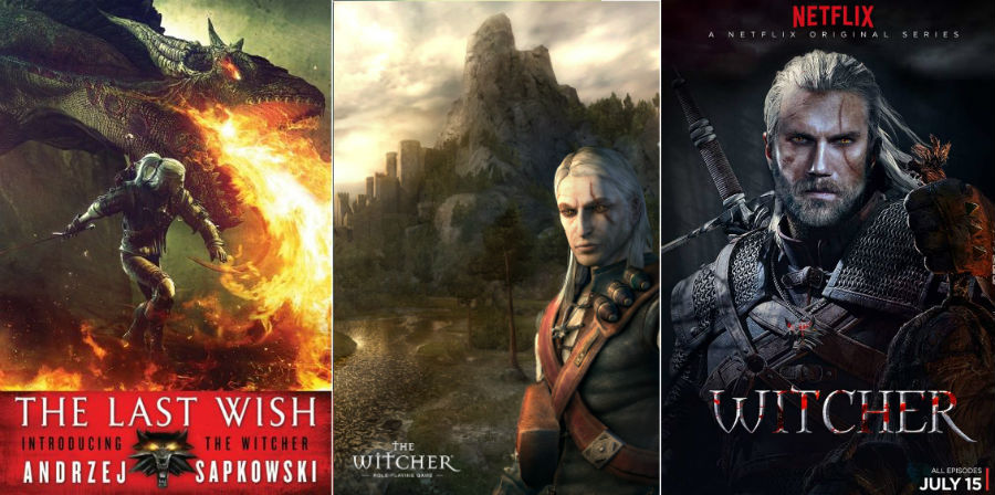 Show > Game > Book | 6 Things You Need To Know About Netflix's the Witcher | ZestRadar