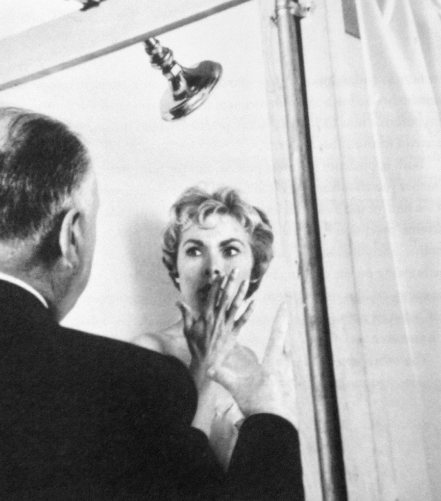 Psycho | Behind The Scene Selfies and Snapshots | Brain Berries