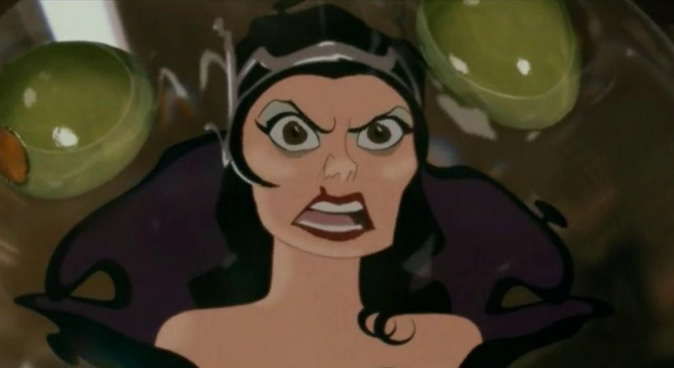 Queen Narissa, Enchanted | Greatest Disney Female Villains | Brain Berries