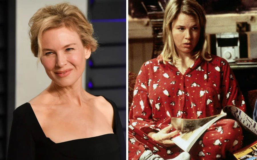 Renee Zellweger – Bridget Jones  9 Amazing Actors That Will Always Be Known for that One Role | Brain Berroes