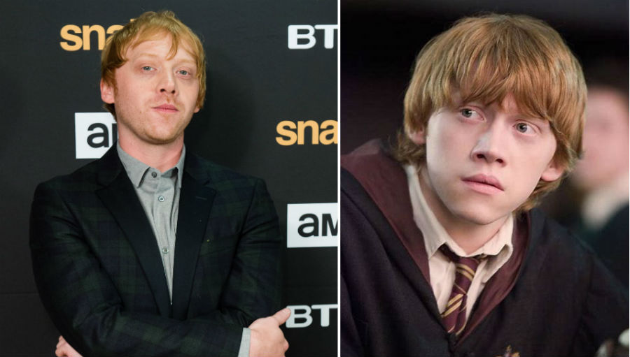 Rupert Grint – Ron Weasley | 9 Amazing Actors That Will Always Be Known for that One Role | Brain Berroes
