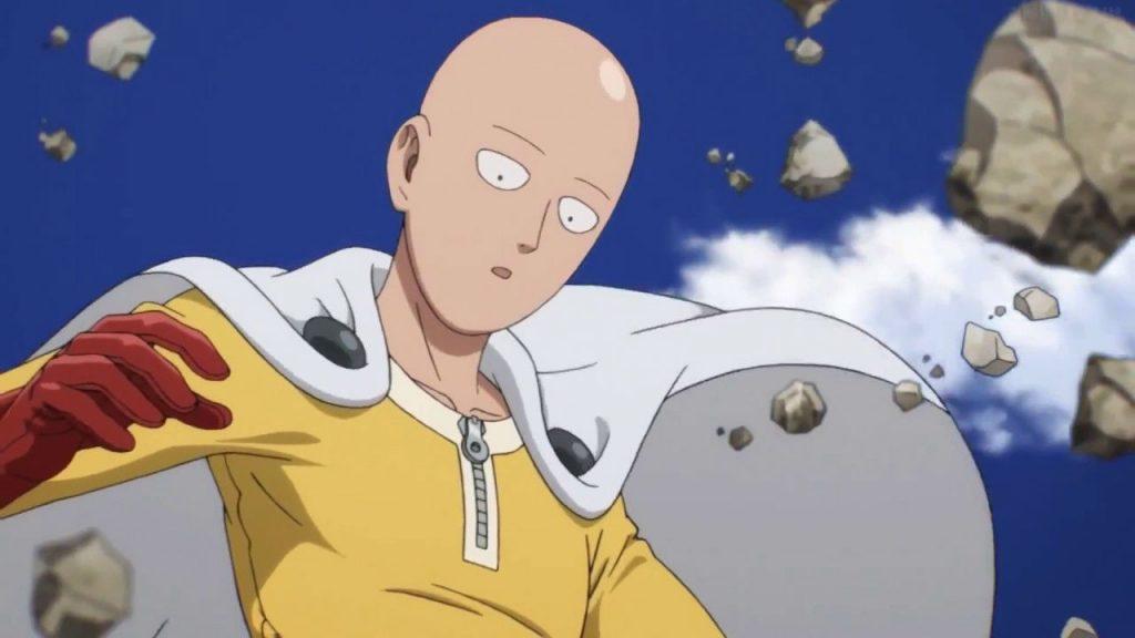 Saitama – One Punch Man   BrainBerries