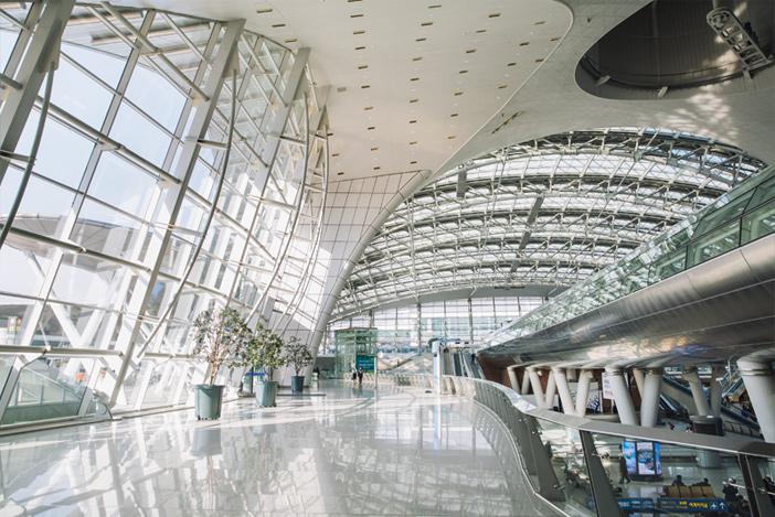 Top 7 Airports airport  Seoul Incheon International Airport #2 |  Brain Berries