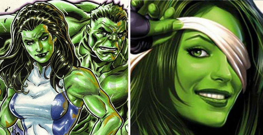 She-Hulk | 7 Superheroes Who Have Never Died | Zestradar