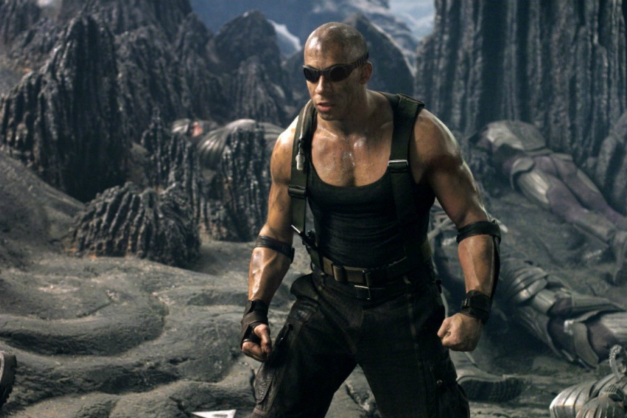 The Chronicles of Riddick | The 10 Best Space-Themed Movies Of All Times | ZestRadar