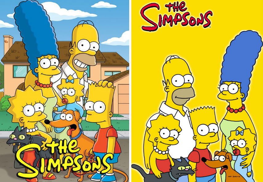 The Simpsons | 8 Shows That Overstayed Their Welcome | Brain Berries