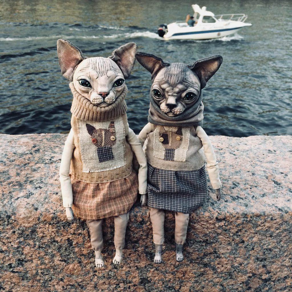Cat Dolls #3 | Zestradar