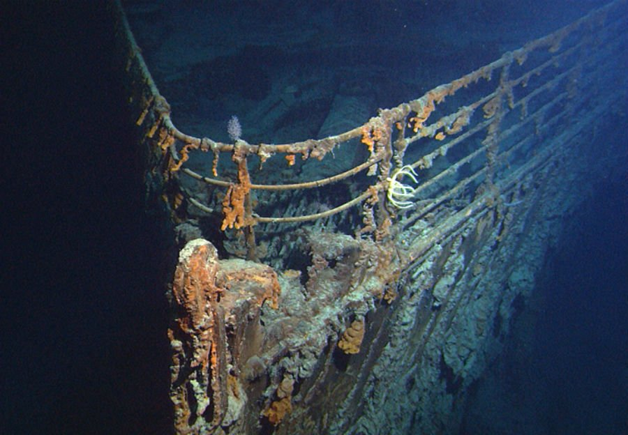 Titanic | 9 Mysterious Underwater Objects Very Few People Know About | Brain berries