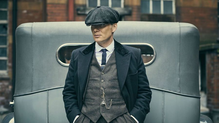 "Thomas ""Tommy"" Shelby — Peaky Blinders 